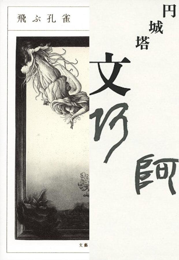 日本SF大賞飛ぶ孔雀と文字渦