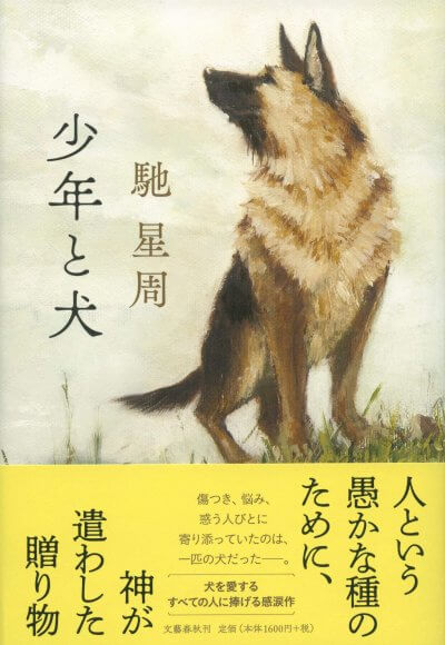 直木三十五賞 少年と犬